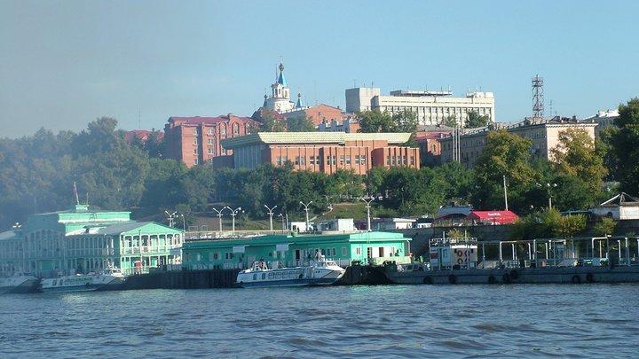 Хабаровск - це Украина: Свидомые уже обсуждают строительство моста в город