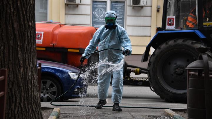 В оперштабе объяснили резкий скачок заражённых COVID в Москве