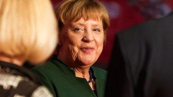 Меркель вспомнила о российских немцах
