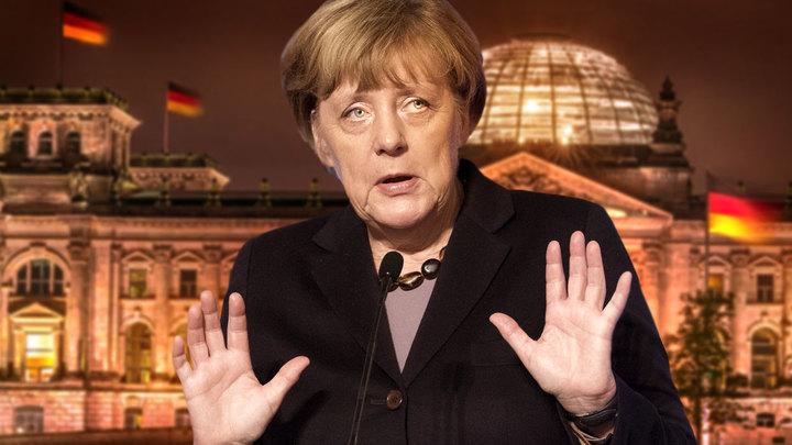 Меркель объявила, за счет чего победит на выборах в бундестаг