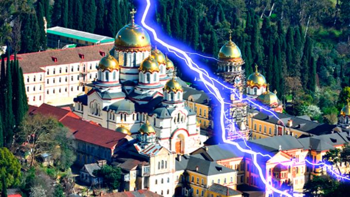 Ново-Афонские страсти: В Абхазии обострился церковный конфликт