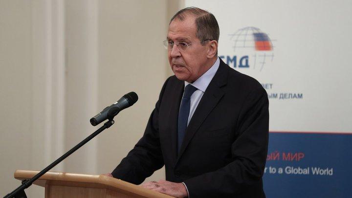 Франция фильтрует базар: Лавров о давлении на российские СМИ