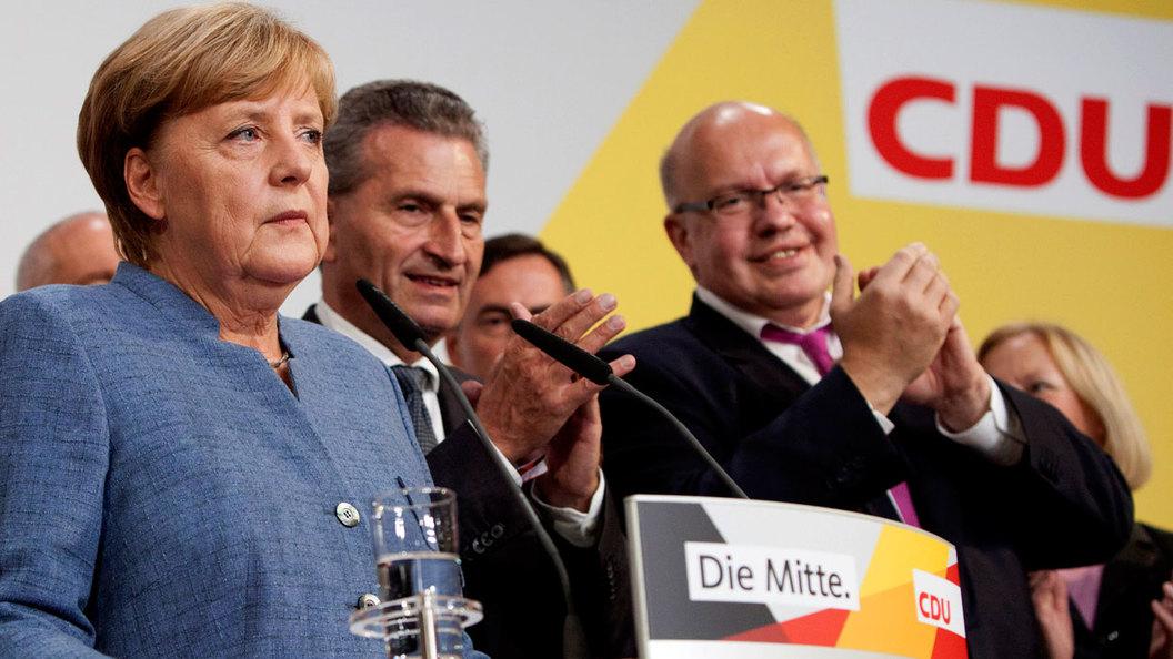 Новый провал Меркель и его последствия для Европы