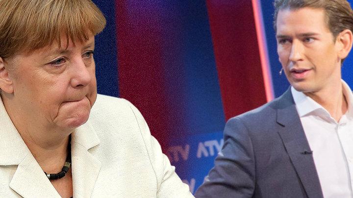 В Германии боятся успеха правых сил в Австрии