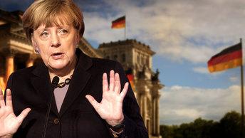 Меркель в агонии, Германия на полгода уходит в себя