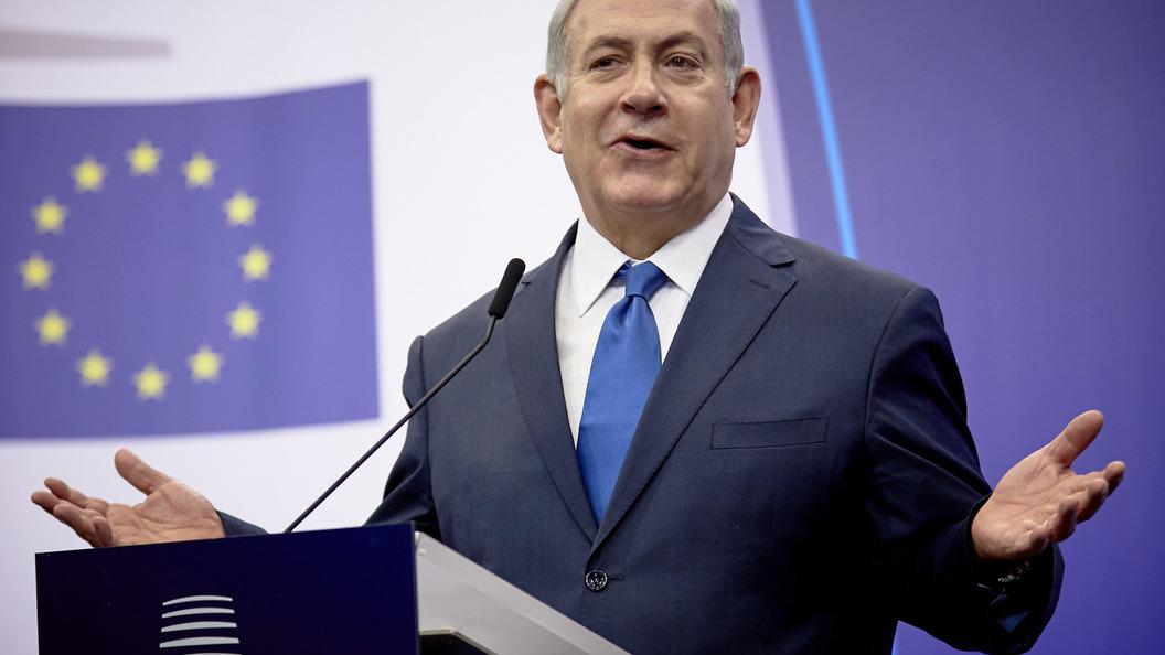 «Вконце правда победит, ивсе они признают Иерусалим»— Биньямин Нетаньяху