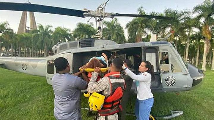 Что известно о страшной аварии с российскими туристами в Доминикане