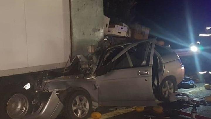В двух страшных ДТП на трассе М-4 Дон погибли три женщины и пострадали двое детей