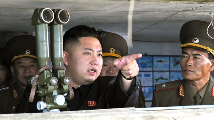 США и Южная Корея готовят физическое уничтожение Ким Чен Ына