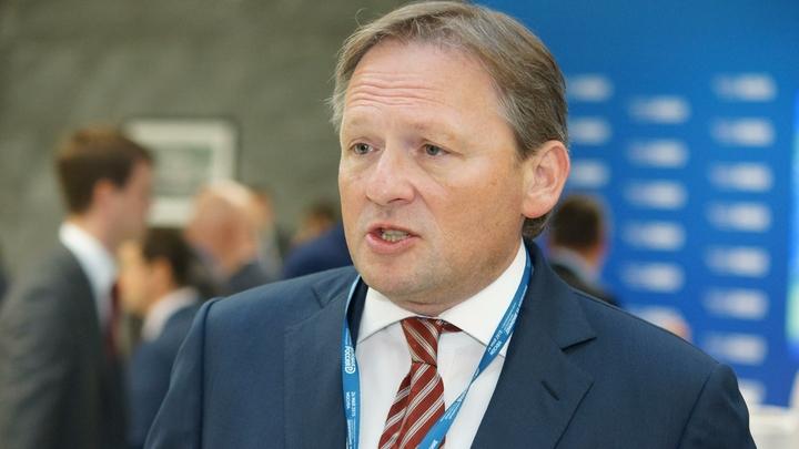 Один из 16 бизнесменов списка Титова вернулся в Россию