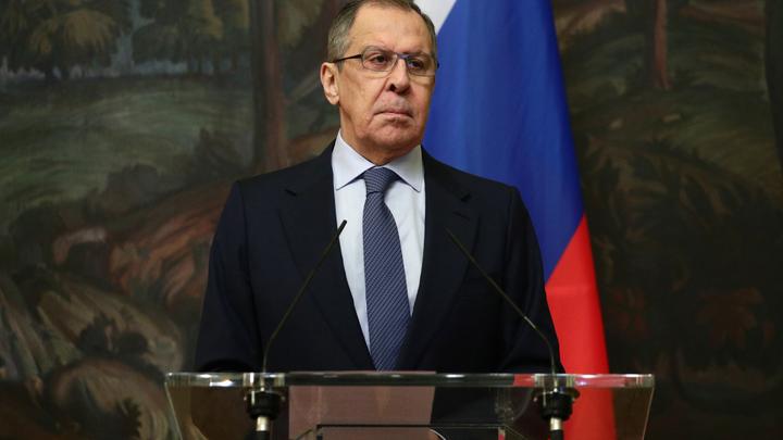 Лавров лично прибыл в Минск, чтобы заявить о лжи в адрес России