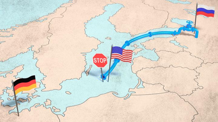 США снова копают под «Северный поток – 2»
