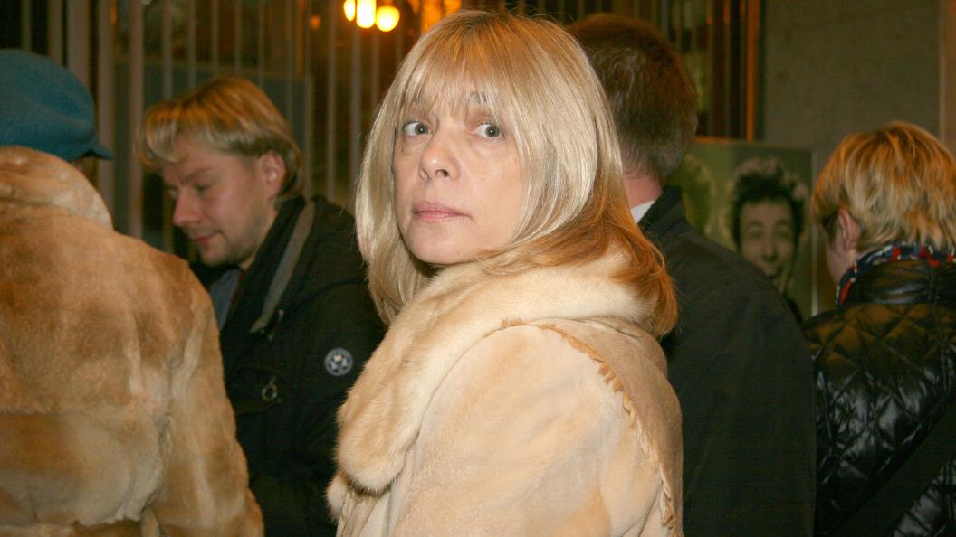 Лютаева о смерти Глаголевой: Я горюю, мне очень больно