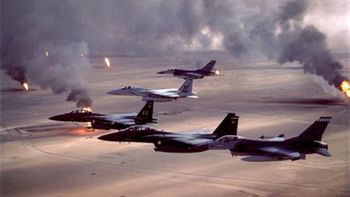 Первая дистанционная война в мире: Как Буря в пустыне создала из Америки беспредельщика