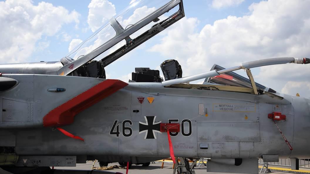 Германские самолеты устарели для НАТО