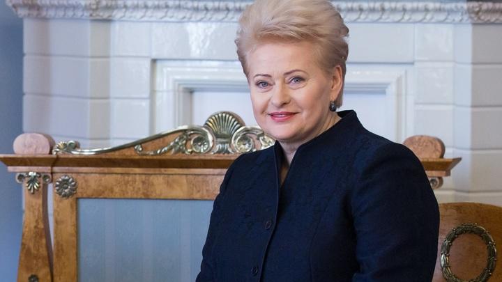 Российские делегаты демонстративно отказались слушать речь Грибаускайте на ГА ООН