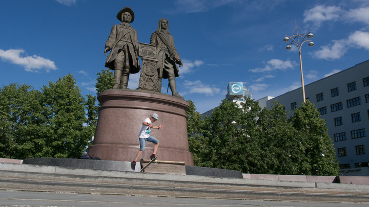В Екатеринбурге изменят маршрут туристической Красной линии