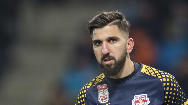 Футболист Зальцбурга на 4 минуты потерял сознание во время матча