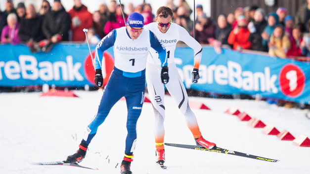 Вяльбе сохранила пост президента Федерации лыжных гонок России