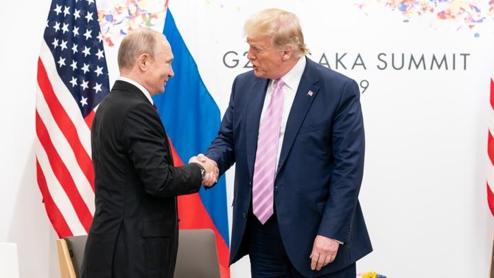 В США требуют опубликовать переговоры Трампа с Путиным