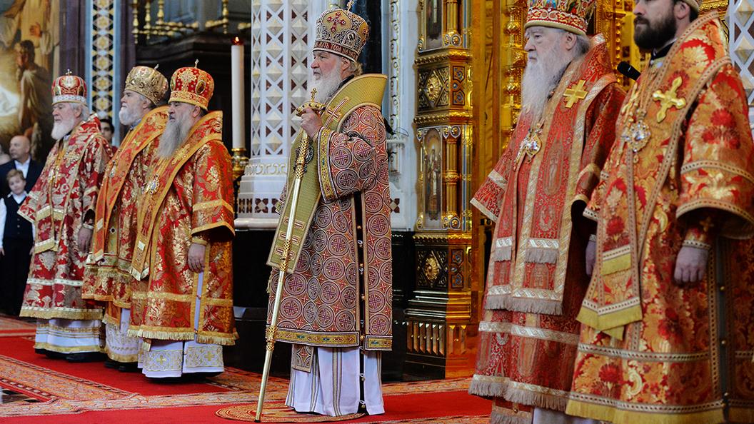 Мощи Николая Чудотворца впервый раз прибыли в Российскую Федерацию