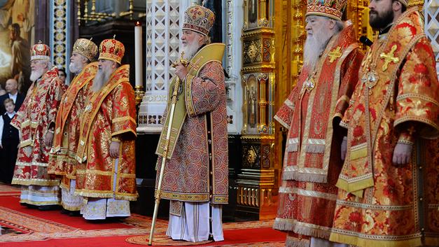 Патриарх Кирилл: Почитание памяти святителя Николая объединяет православных и католиков