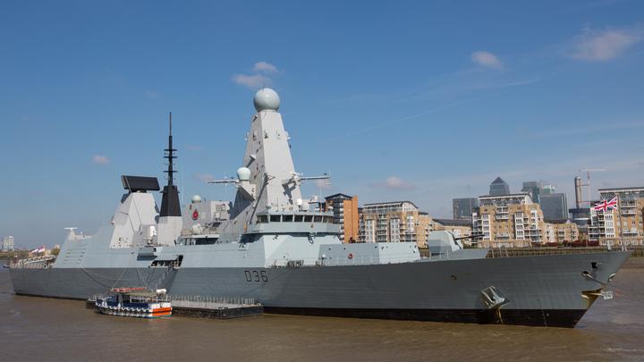 Провокация британского эсминца дойдёт до ОБСЕ