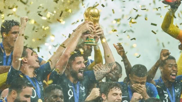 Россия подняла чемпионат мира по футболу на еще одну невиданную высоту