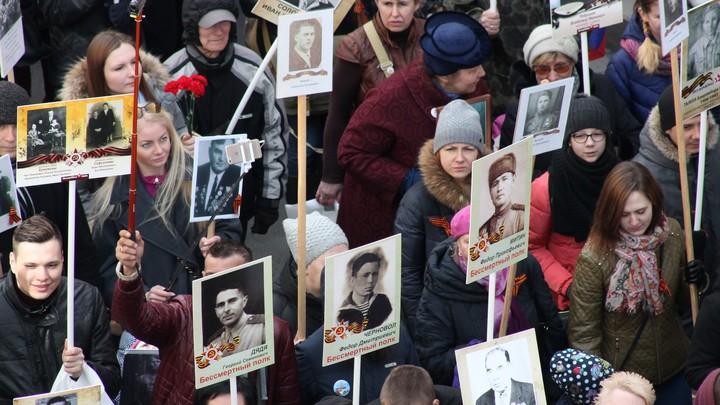 Батька святому не указ: «Бессмертный полк» обещает пройти по Минску и без разрешения