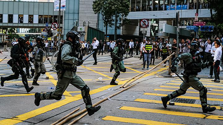 Протесты в Гонконге могут развалить «Новый шёлковый путь»