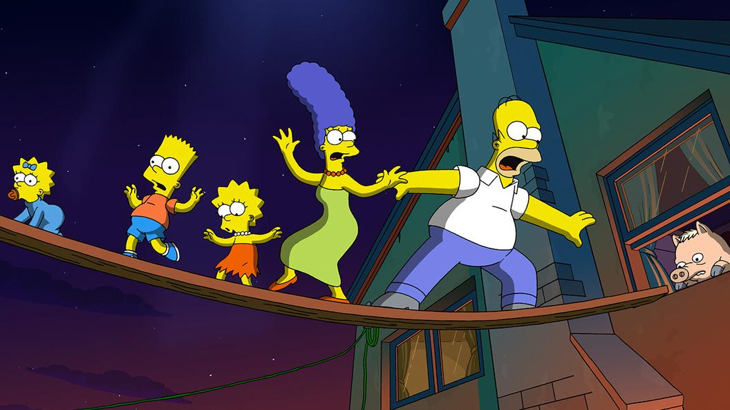 Симпсоны стали антилибералами