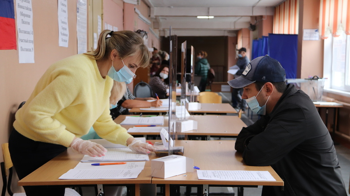 В Новосибирской области явка на выборах в Госдуму превысила 34%