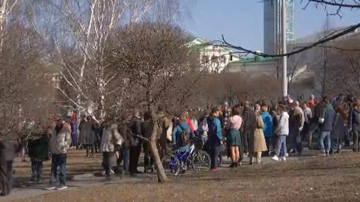 Противники строительства Ñрама в Екатеринбурге решились на суд
