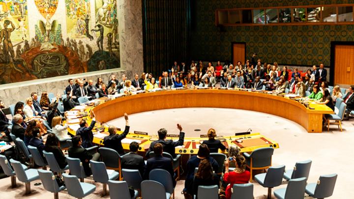 Россию хотят лишить права вето в СБ ООН