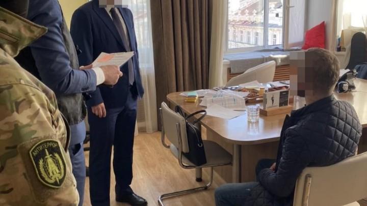 Задержан директор департамента культуры Нижнего Новгорода Роман Беагон
