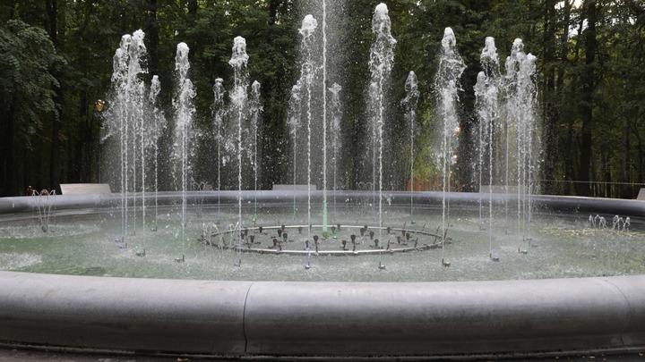 Парк Швейцария готов на 90% в Нижнем Новгороде