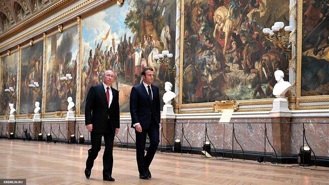 Путин попенял премьеру Пакистана на недостаточный рост товарооборота между странами
