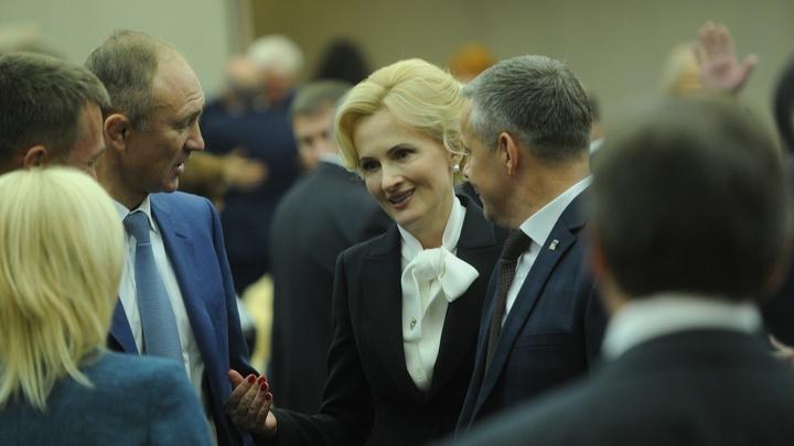 Либеральным СМИ не удалось подтвердить назначение Яровой губернатором Мурманской области