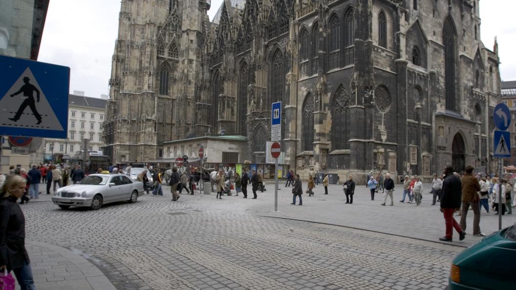 В Австрии раскритиковали бетонную стену от террористов