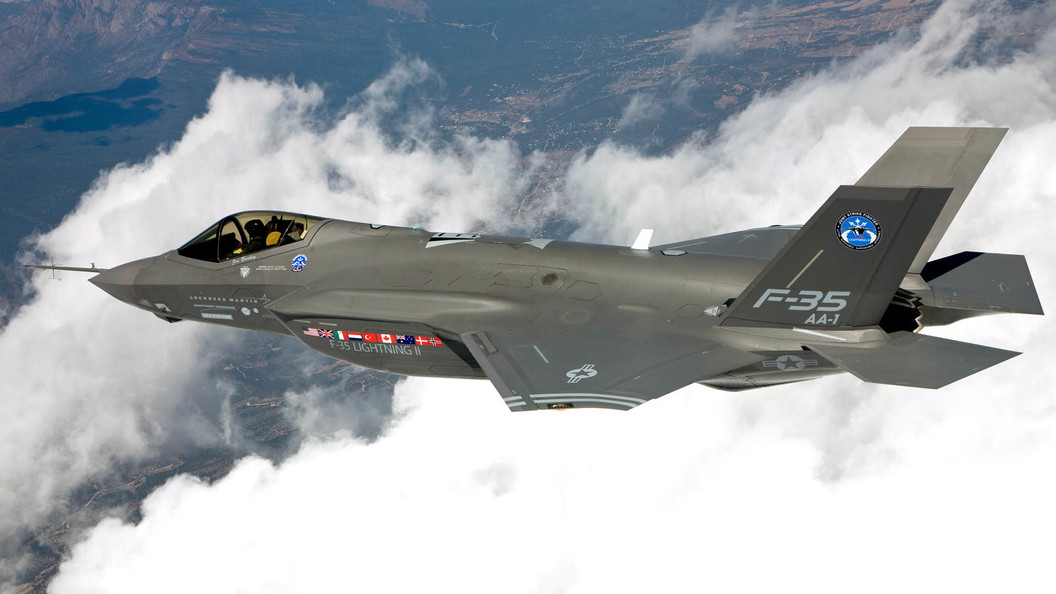 Пентагон боится что Турция сдаст России F-35 с потрохами