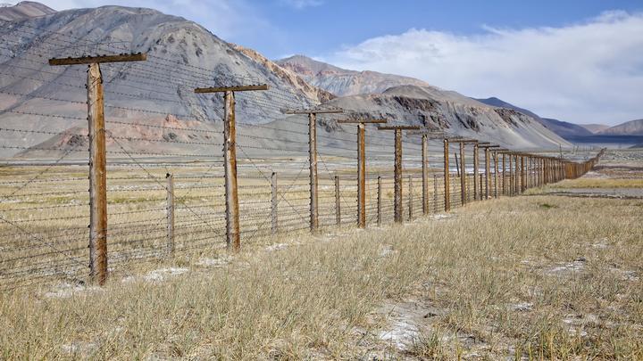 Перестрелка на границе Таджикистана и Кыргызстана: Есть раненые