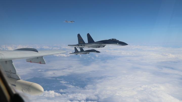 Стало известно, почему пилоты рухнувшего в Сирии Су-30СМ не катапультировались