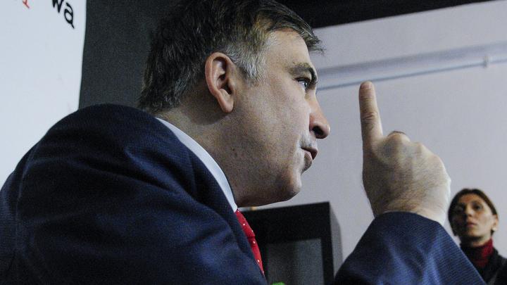 До 2021 года не возвращайся: Саакашвили на три года закрыли въезд на Украину