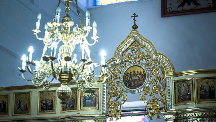 Каноническая Украинская Православная Церковь указала Европе на произвол раскольников