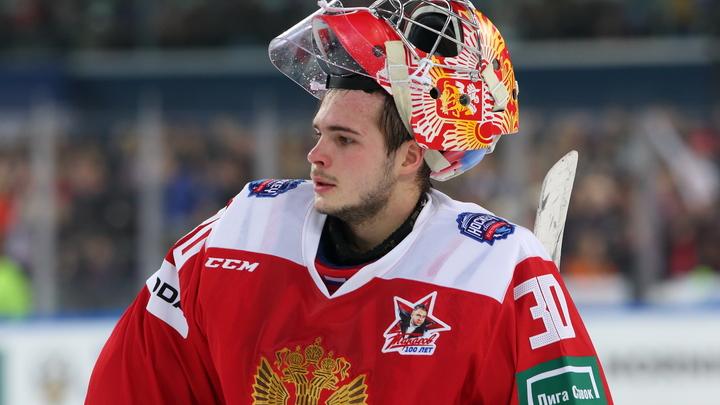 Счет 4:2 - сборная России по хоккею уступила Швеции в матче Евротура