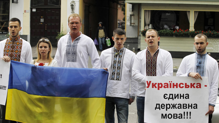 Это язык животных: Экс-депутат Рады объявил войну русской речи
