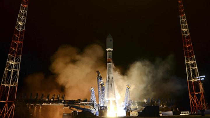 Непогода сорвала старт ракеты-носителя Союз