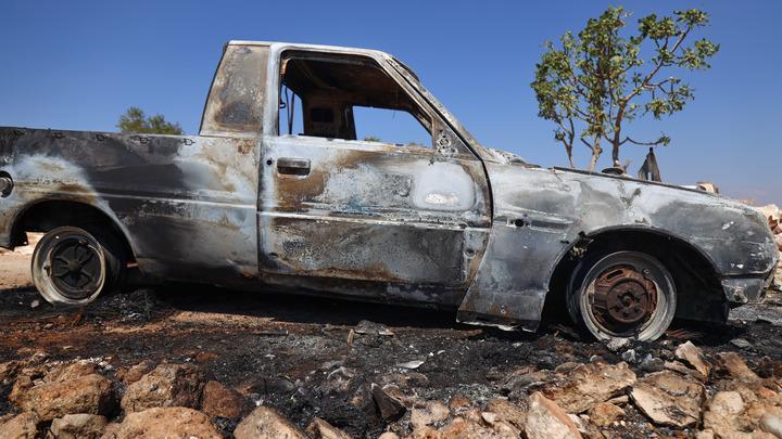 Американцы нанесли удар по объекту в Сирии: Дамаск обвинил Вашингтон в пиратстве
