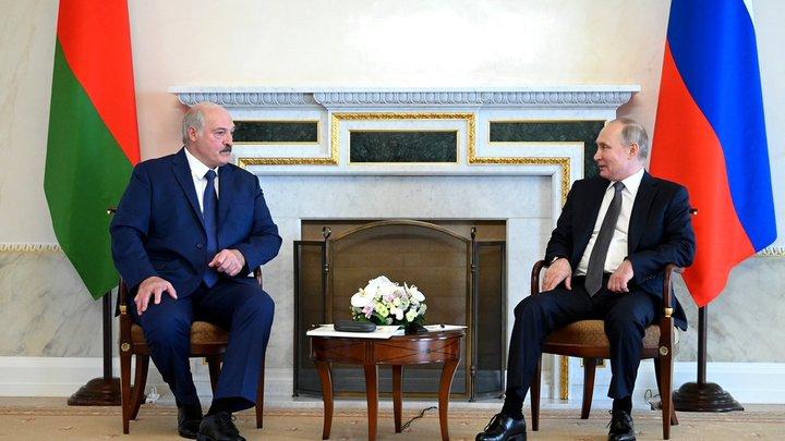 Путин и Лукашенко объединят Россию и Белоруссию? Политолог о том, что