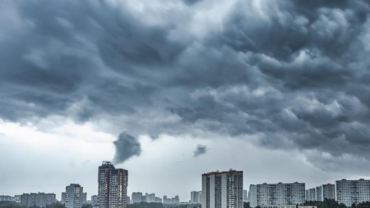 Москвичей предупредили о резкой смене погоды